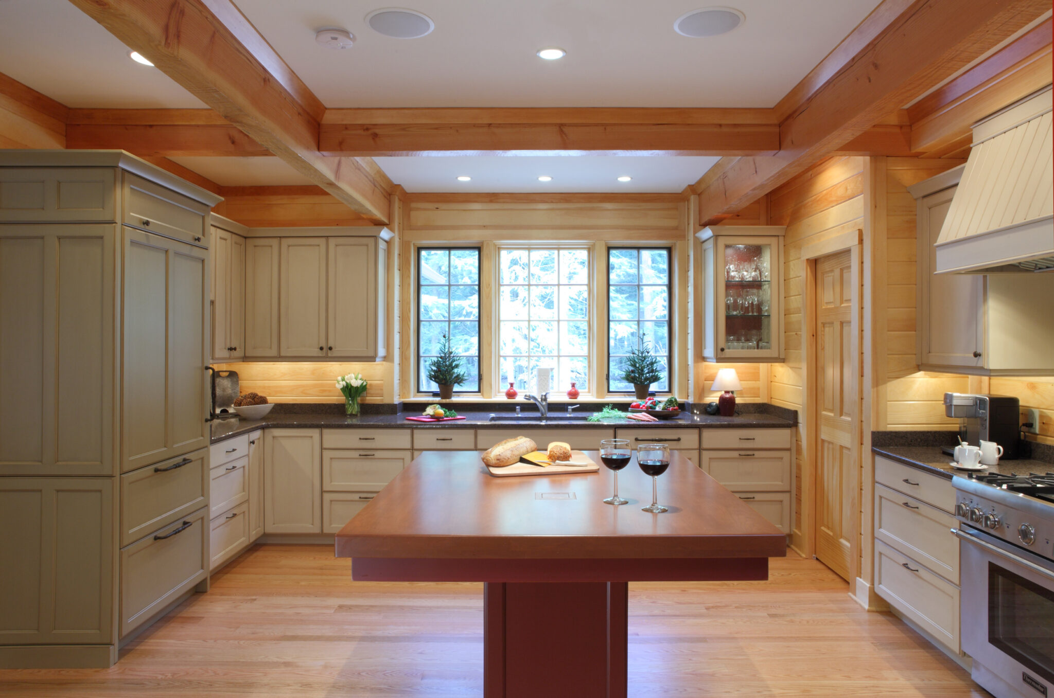 Integrated Kitchens | Kitchen - Mountain Home