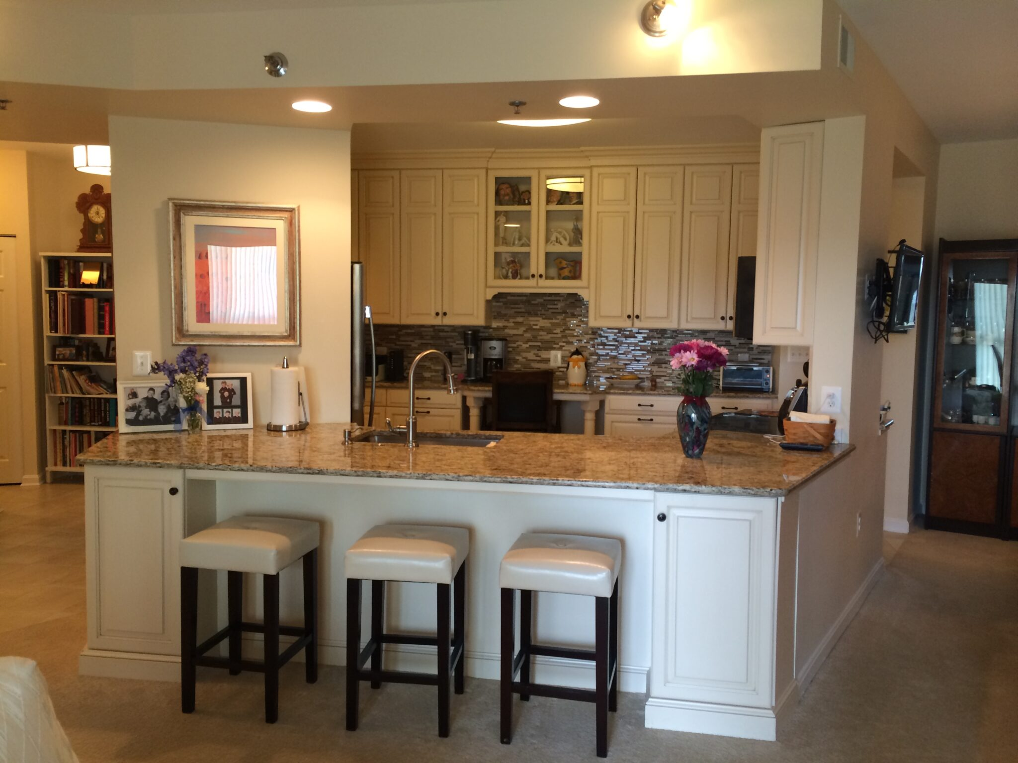 Integrated Kitchens