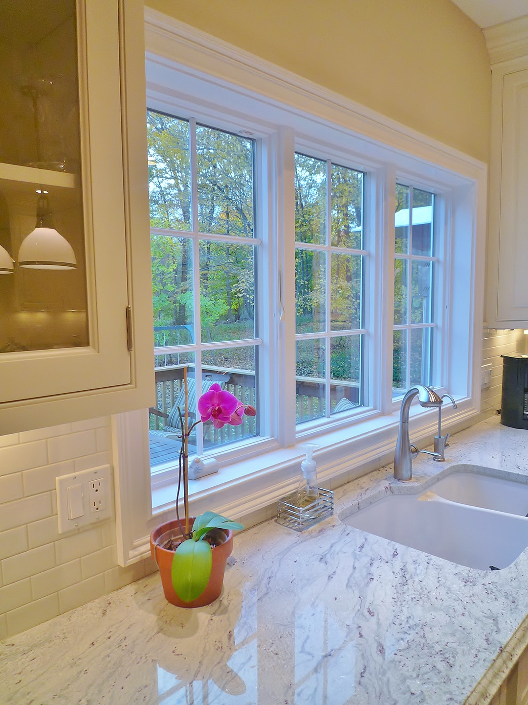 Integrated Kitchens | Kitchen - Traditional White Inset Cabinets